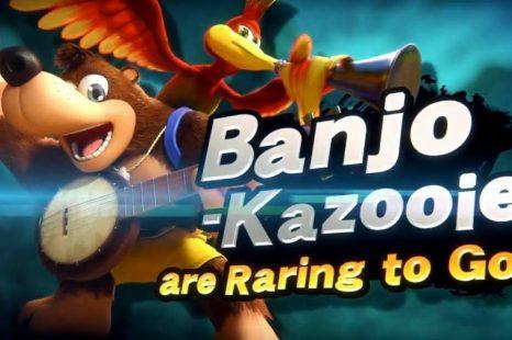 Banjo & Kazooie, Dragon Quest Hero Coming to Super Smash Bros. Ultimate