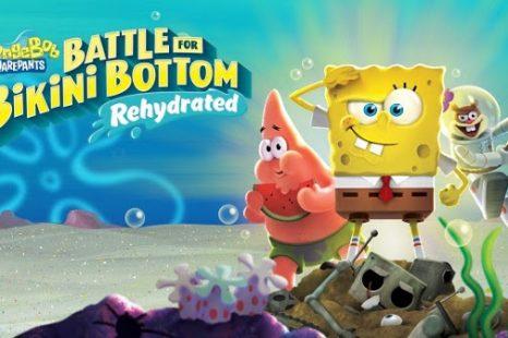 SpongeBob SquarePants: Battle for Bikini Bottom – Rehydrated Announced