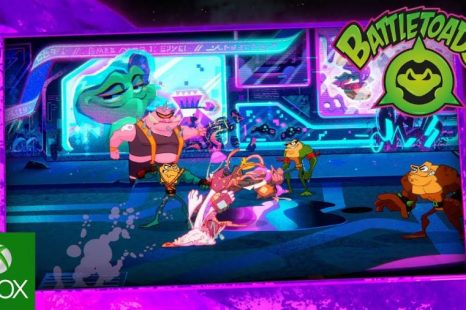 Battletoads Gets Gameplay Trailer
