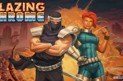 Blazing Chrome Launching July 11