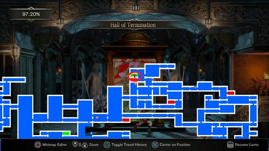 Bloodstained Blood Moon 2