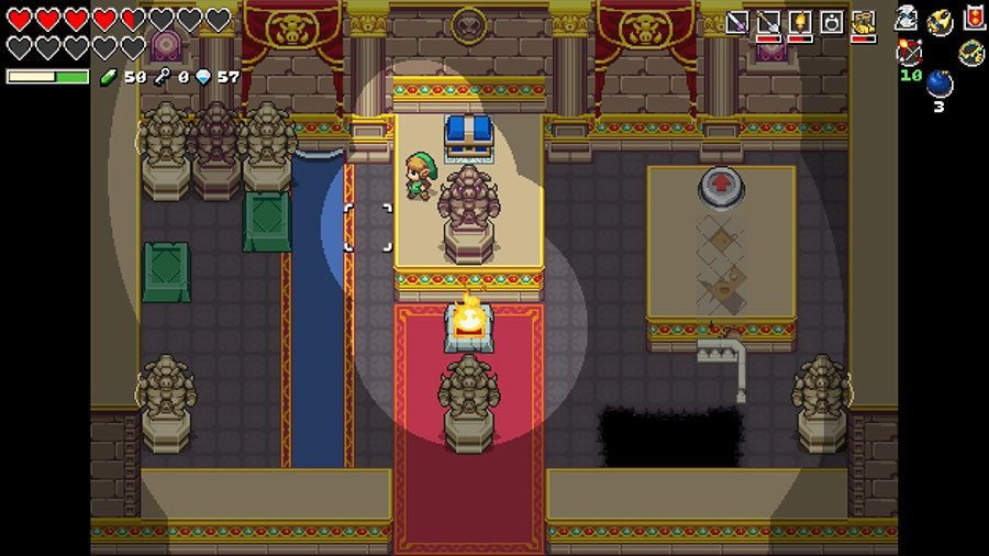 Cadence Of Hyrule - Future Hyrule Pig Statue Puzzle Guide