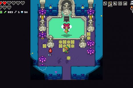 Cadence Of Hyrule Weapon Infuse Guide