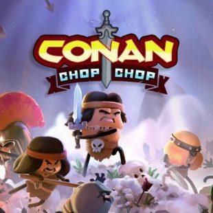 Conan Chop Chop Announced