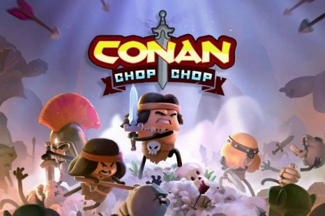 Conan Chop Chop Announced