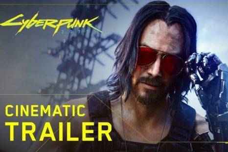 Cyberpunk 2077 Gets New Trailer