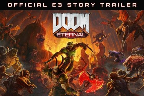 Doom Eternal Gets Story Trailer