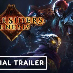 Darksiders Genesis Gets Cinematic Teaser Trailer