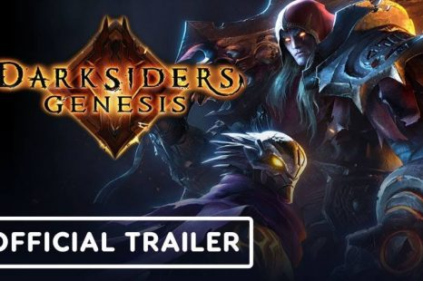 Darksiders Genesis Gets Cinematic Teaser Trailer