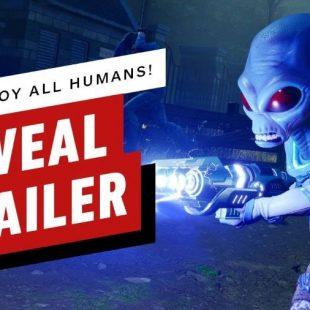 Destroy All Humans! Remake Revealed