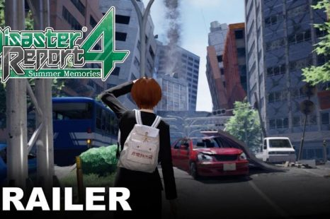Disaster Report 4: Summer Memories Announced