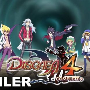 Disgaea 4 Complete+ Announced
