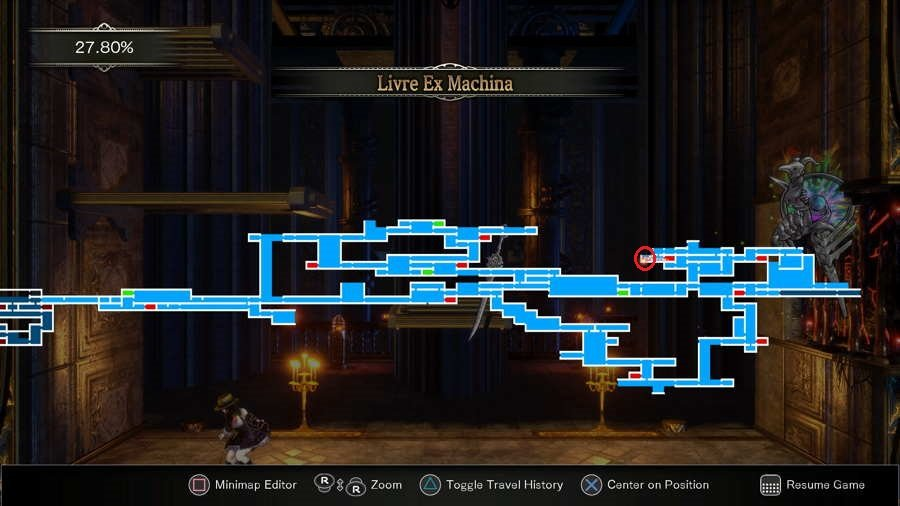 How To Get Double Jump In Bloodstained Ritual Of The Night