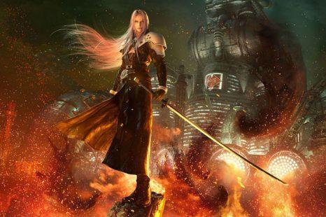 Final Fantasy VII Remake Steals The Show At Square Enix E3