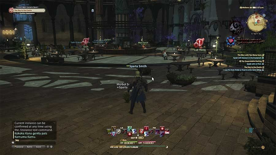 Final Fantasy XIV Shadowbringers Class Quests