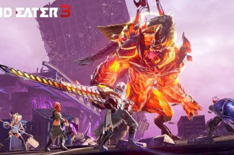 God Eater 3 Gets Switch Battle Trailer