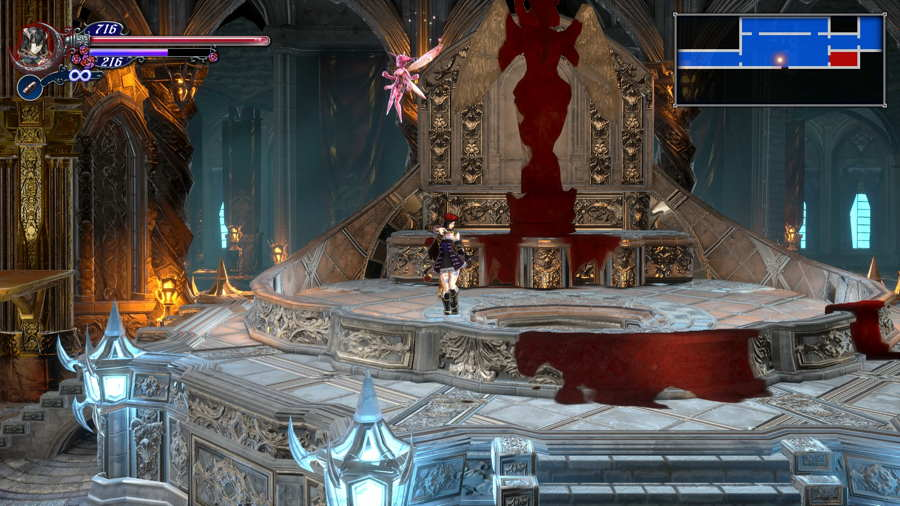 How To Drain The Blood Fountain In Bloodstained Ritual Of The Night