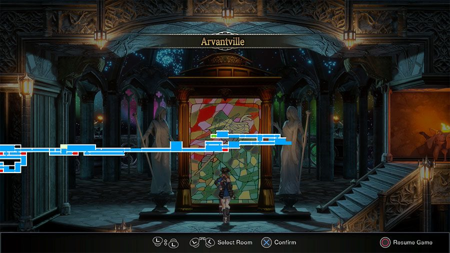 How To Fast Travel In Bloodstained