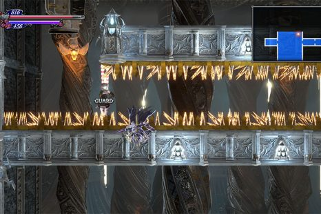 How To Get Past Invert Spike Traps In Bloodstained
