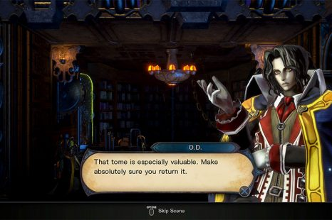 How To Get Tome Of Conquest And Fight OD In Bloodstained
