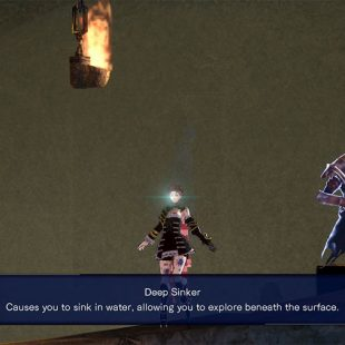 How To Open Underwater Chests In Bloodstained