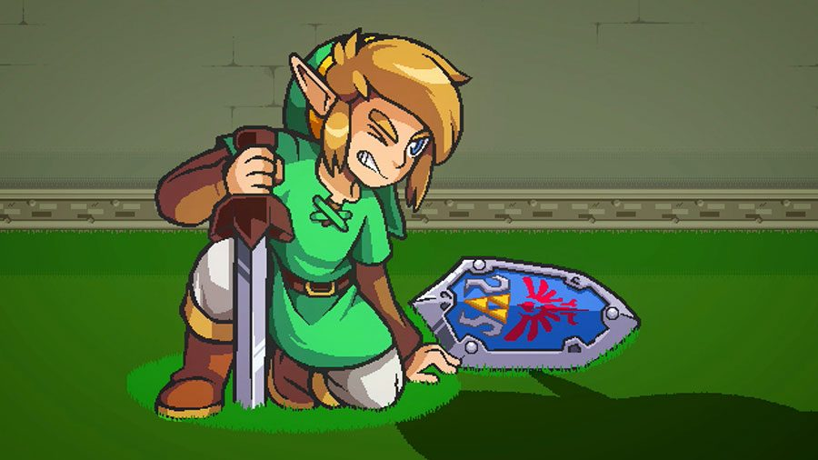 How To Unlock Link In Cadence Of Hyrule