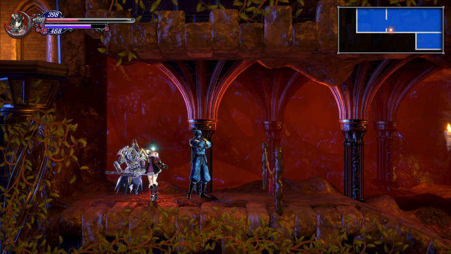 How To Win The Race Against The Ninja In Bloodstained