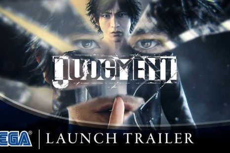 Judgment Gets Launch Trailer
