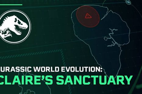 Jurassic World Evolution: Claire's Sanctuary Expansion Coming June 18