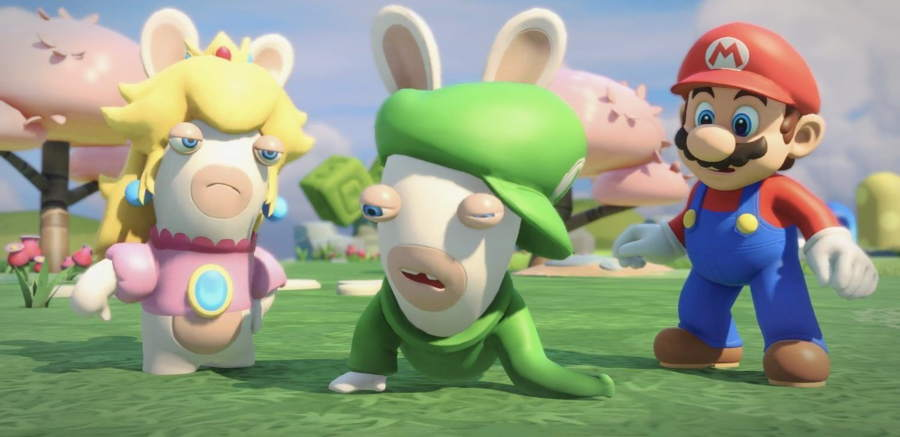 Mario and Rabbids