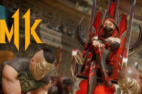 Mortal Kombat 11 Kombat League Announced