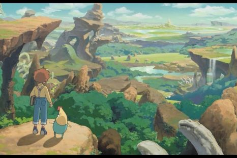 Ni no Kuni: Wrath of the White Witch Remastered Announced
