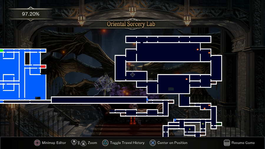 Ninja Race location Bloodstained ritual of the night