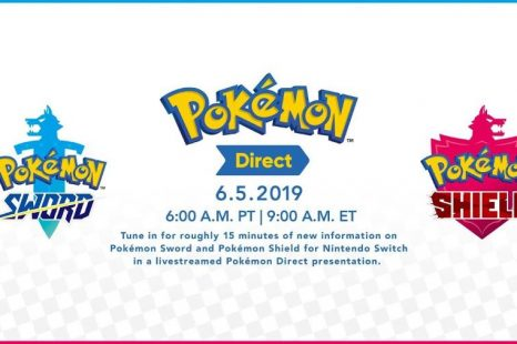 Pokémon Sword and Shield Direct Released, Launching November 15