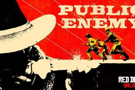 New Public Enemy Mode in Red Dead Online