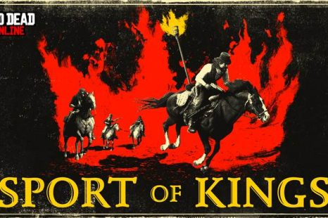 Sport of Kings Showdown Mode Now in Red Dead Online