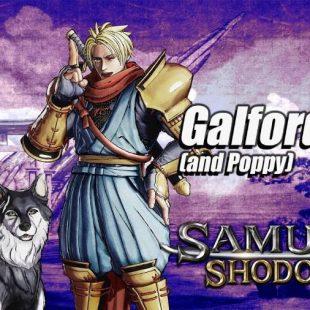 Samurai Shodown Gets New Galford Gameplay Trailer