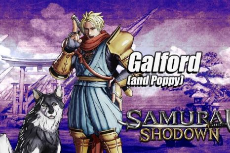 Samurai Shodown Gets New Galford Gameplay Trailer