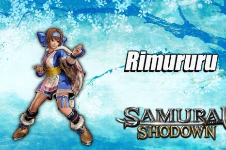 Rimururu Coming to Samurai Shodown's Season Pass