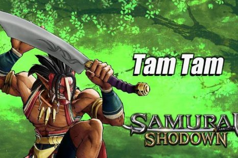 Samurai Shodown Gets Tam Tam Character Spotlight