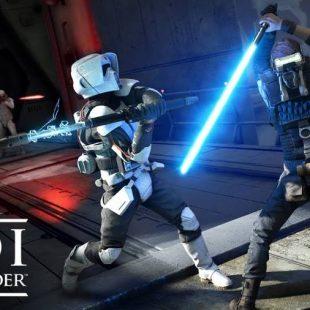 Star Wars Jedi: Fallen Order Gets Official Gameplay Demo
