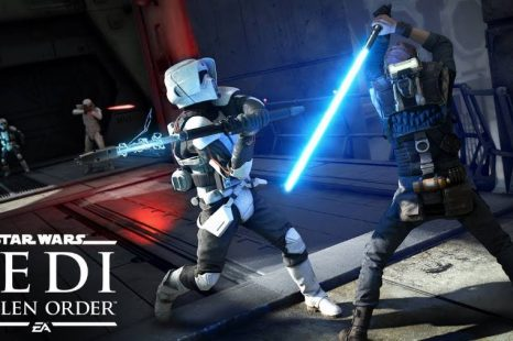 Star Wars Jedi: Fallen Order Gets Official Gameplay Demo