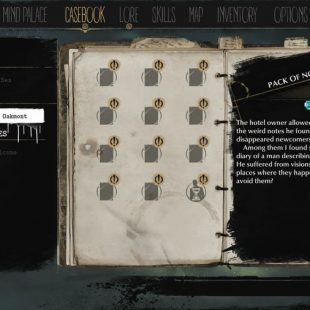 The Sinking City Side Cases Guide