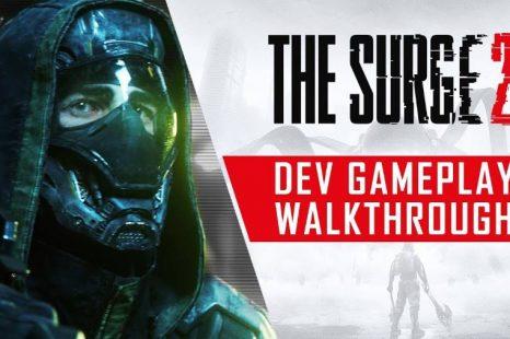 The Surge 2 Gets Dev Walkthrough