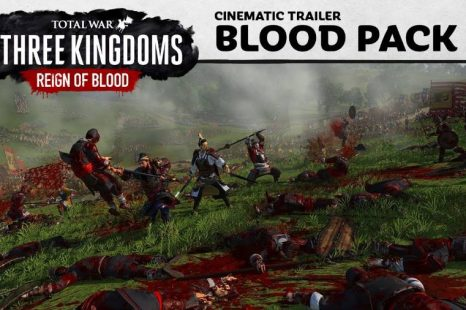 Total War: Three Kingdoms Getting Reign of Blood DLC Pack