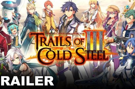 The Legend of Heroes: Trails of Cold Steel III Releasing September 24