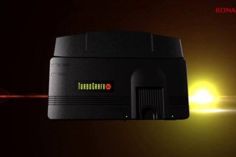 TurboGrafx 16 Mini Announced by Konami