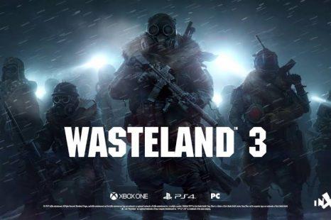 Wasteland 3 Announced