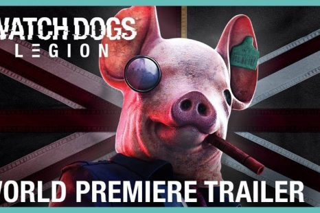 Watch Dogs: Legion Gets Premiere Trailer