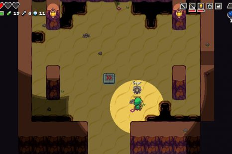 Where To Find 3 Gears In Cadence Of Hyrule